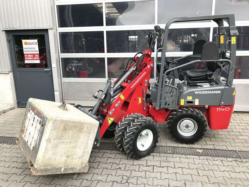 Weidemann 1140 Light - 2019