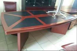 Conference Office Table For 10 Seater