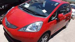 Honda fit red color