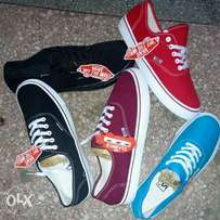 Vans of the wall
