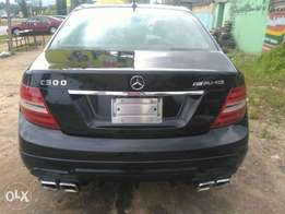 Super clean and affordable Tokumbo AMG C 300 4matic