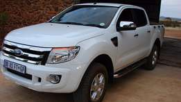 Ford Ranger 3.2 xlt 3.2 double cab