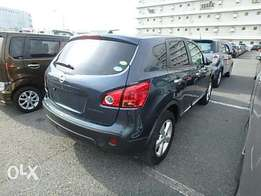 On sale! Nissan Dualis black 2011 model. KCP