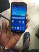 clean samsung s4 just unlocked from america for sale with charger