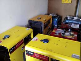 Domestic Power generators for SALE at competitive prices