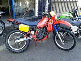 Honda MTX 200 two stroke