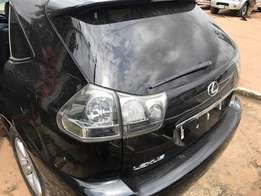 Foreign used Lexus RX330, 2005 model