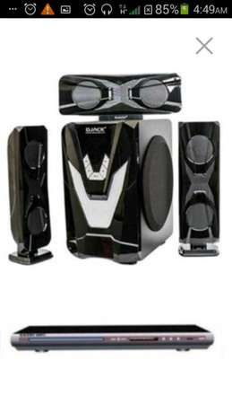 Djack Bluetooth Home Theatre Lagos Mainland - image 2