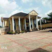 Modern 5 and 4 bedroom terraced duplex to let at Jericho GRA Ibadan
