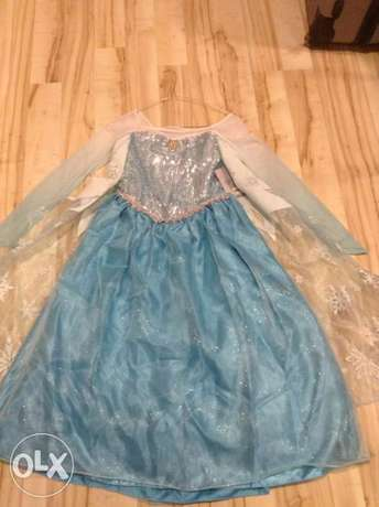 Original Disney's Frozen Elsa costume