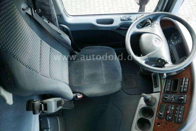 Mercedes-Benz Actros 1836 L Megaspace Pritsche Bordwände - 2009 - image 8