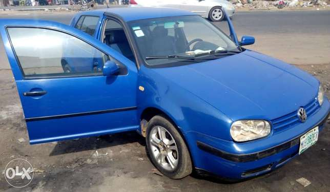 Auto golf 4,small engine 4plugs 1.6ltrs,low fuel&very clean Ibadan - image 3