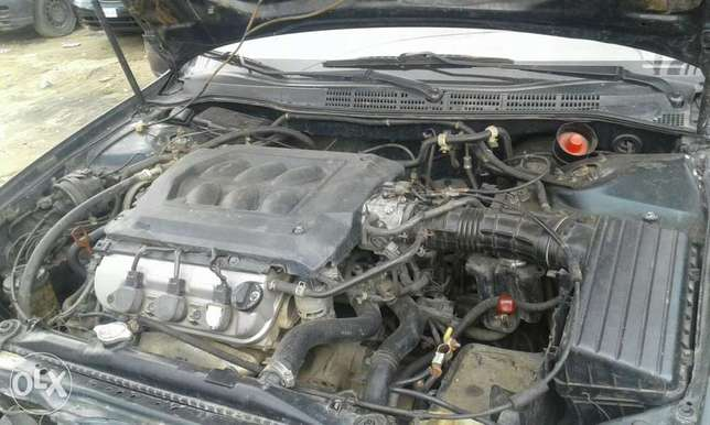 Neatly used honda accord 1999 model for sale Port Harcourt - image 5