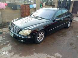 Very Clean Mercedes-Benz up for grab
