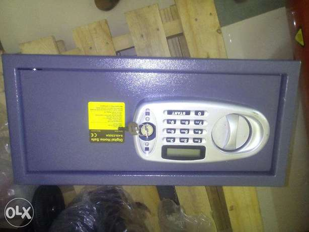 Digital Home Safe, ex UK Nairobi CBD - image 2