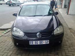 2006 golf5 1.6tsi comfortline available for sale