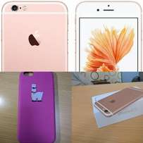 Great deal on iPhone 6s rose gold 16gb