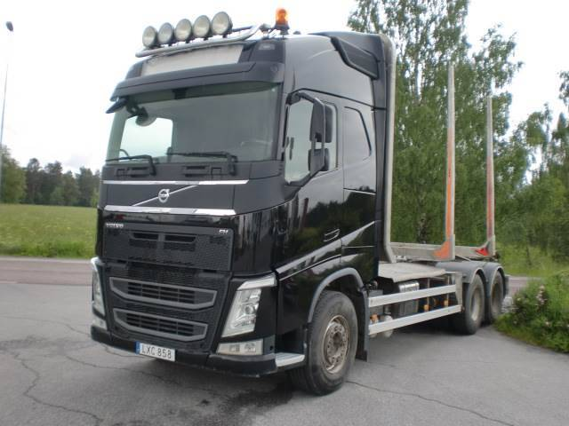 Volvo Fh 6x4 Timmer - 2015
