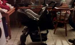 Bounce Pram & baby Chair