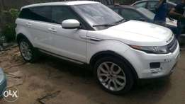 2012 Range Rover E Vogue