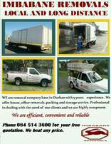 Imbabane Removals & Cleaning Service