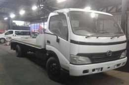 2009 Hino 300 915 Roll Back For Sale