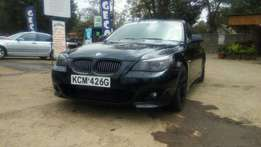BMW 525i, M Package 2010 For Sale Asking Price is 2,400,000/= o.n.o