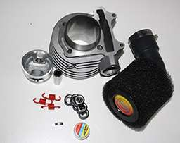 Complete Performance Kit for 125cc GY6 Scooter