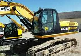 JCB JS 240 excavator for sale.