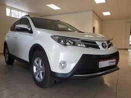2015 Toyota Rav4 2.2d VX AT 4WD