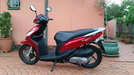 Honda Vision 110 Scooter for sale