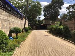 1.0 acres for sale along ngong road. good location for construction