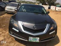 A Superb 2011 Acura ZDX For Sale