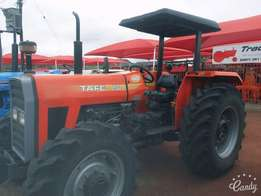 Used Tafe 8502 4WD Tractor