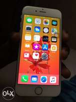 IPhone 6 gold in colour very clean