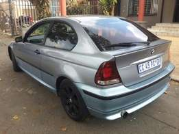 BMW 318 ti for R35.000 start and go