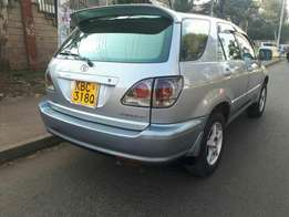 Toyota harrier best Deal