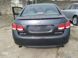 Tokunbo Lexus GS 300, Leather, DVD, Thumb Start, Navigation, Camera