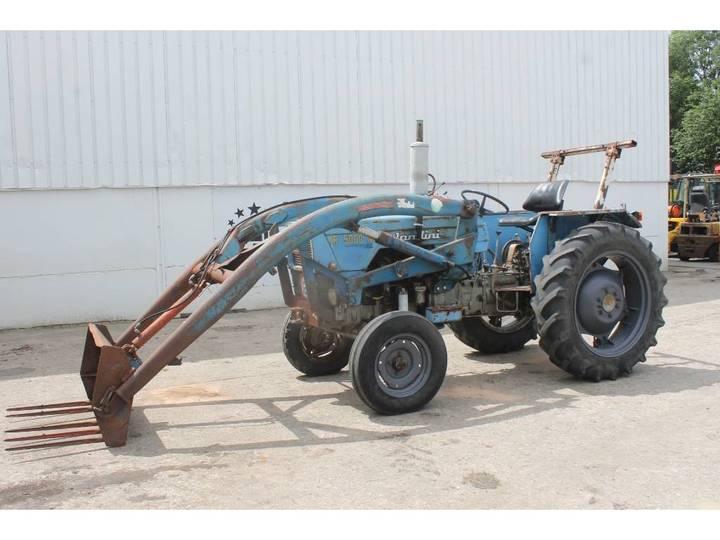 Landini R5000N Special Tractor