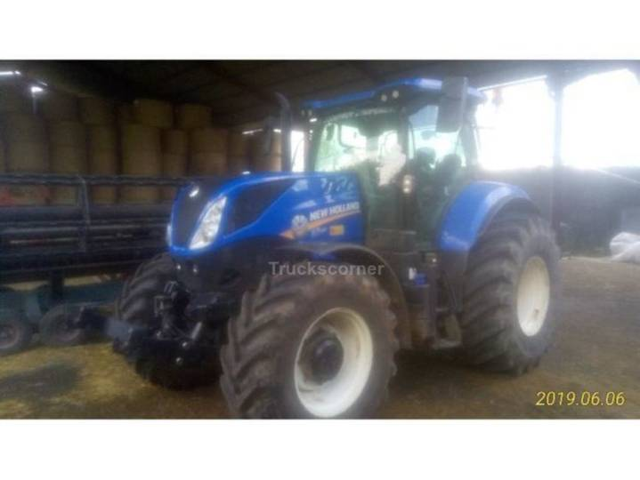 New Holland t7.190 - 2018