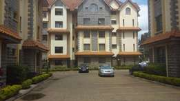 Kilimani 3 bedroom fully furnished penthouse