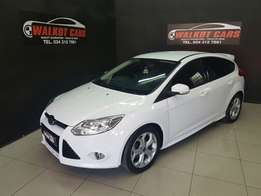 2013 Ford Focus 1.6 Trend 5DR