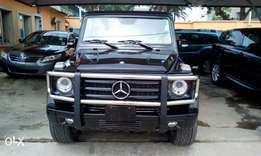 Mercedes Benz gwagon 2009 model tokunbo