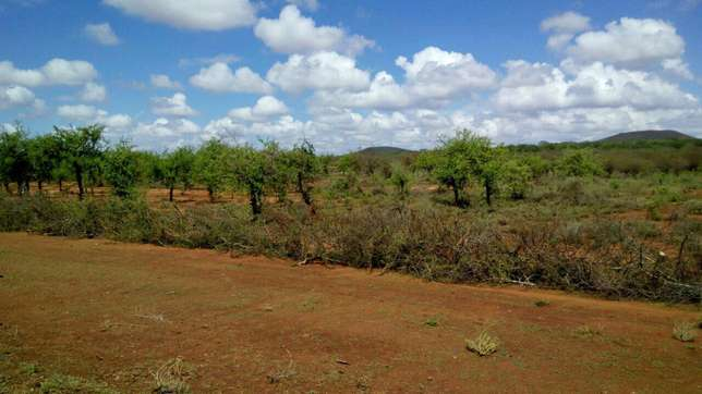 66 acres for sale past Ikutha town Kitui county Kalivu - image 1