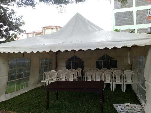 Sliding bouncing castle for hire and tents Ruaka - image 3