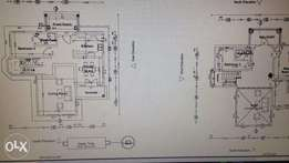 Architectural and structural 3 bedroom Houseplans