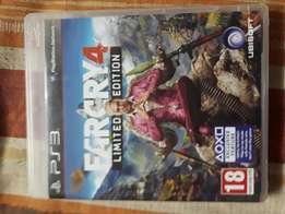 Ps3 game farcry4