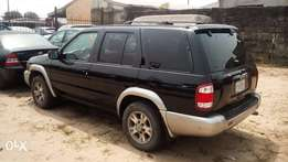 Registered Nissan pathfinder se available for sale