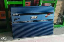 Clean Jec 600 amplifier booster