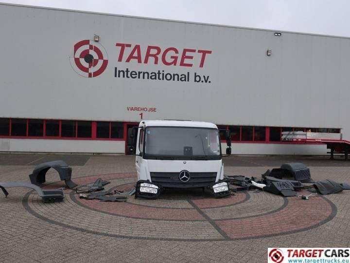 Mercedes-Benz Atego 1024 Truck Cabin - 2016